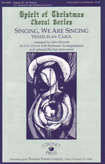Singing, We Are Singing [CF:392-42443]