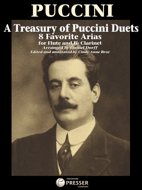 Puccini, A Treasury Of Puccini Duets [CF:414-41207]