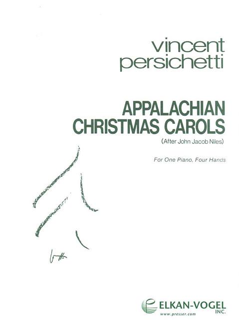 Persichetti, Appalachian Christmas Carols [CF:460-00066]