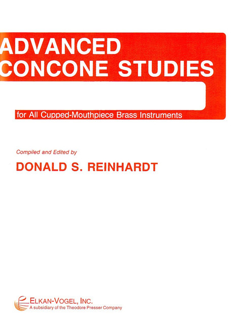 Advanced Concone Studies [CF:464-00048]