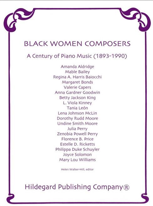 Black Women Composers [CF:490-01070]