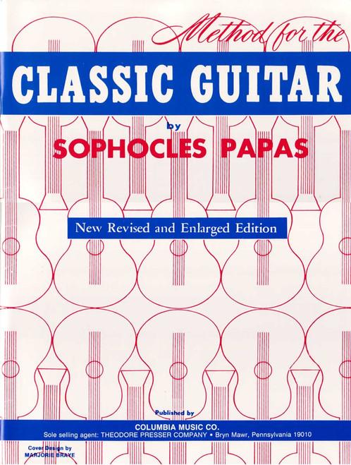 Papas, Method For The Classic Guitar [CF:494-00194]