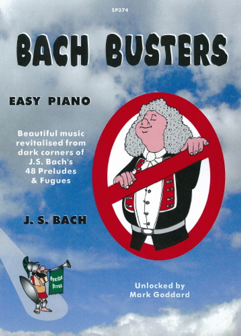 Bach, J.S. - Bach Busters Vol.1 (Preludes) [CF:510-03960]
