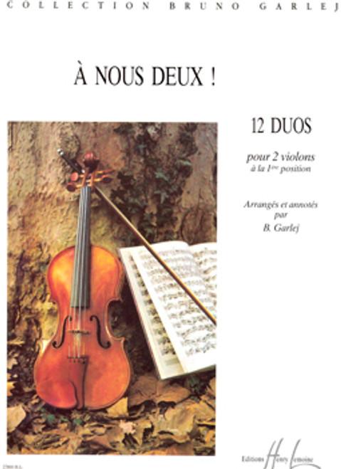 A Nous Deux (12 Duets) [CF:514-01957]