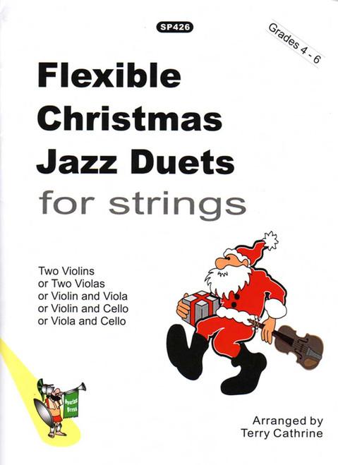 Flexible Christmas Jazz Duets [CF:514-02528]