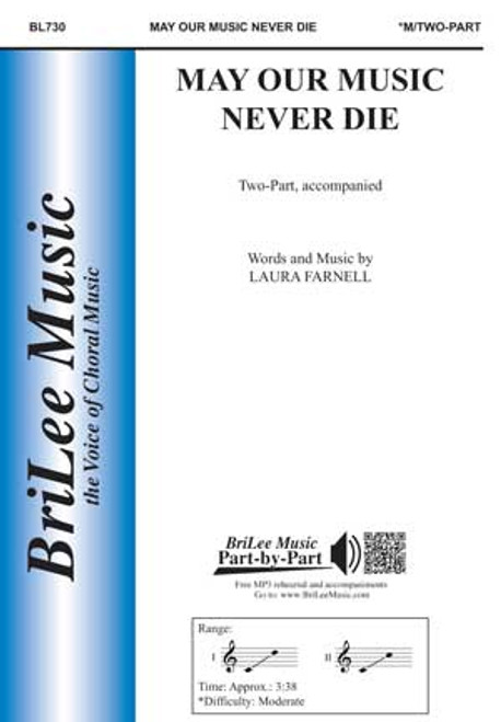 Farnell, May Our Music Never Die [CF:BL730]