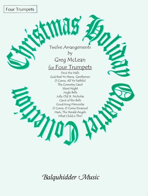 Christmas Holiday Quartet Collection [CF:BQ15]