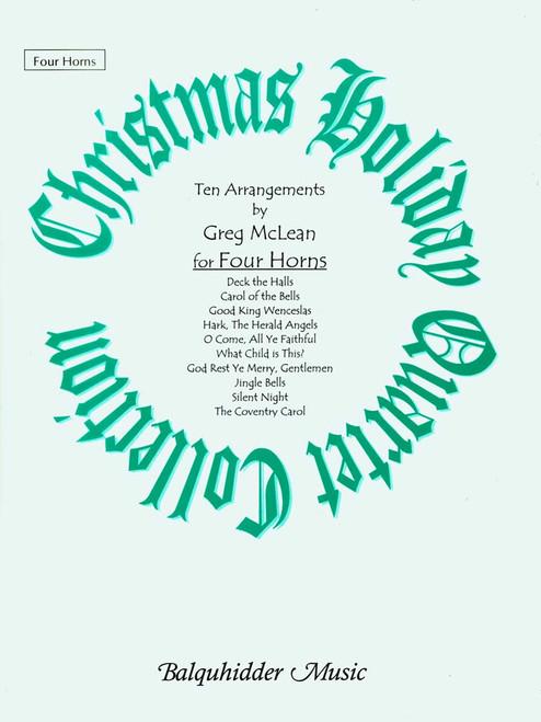 Christmas Holiday Quartet Collection [CF:BQ35]