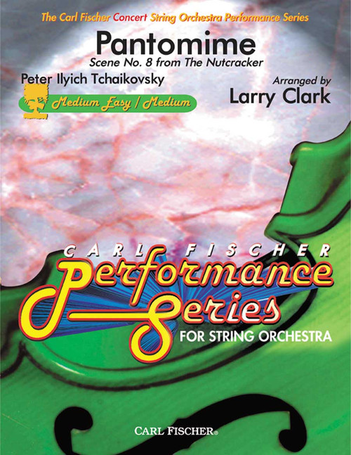 Tchaikovsky, Pantomime [CF:CAS21]