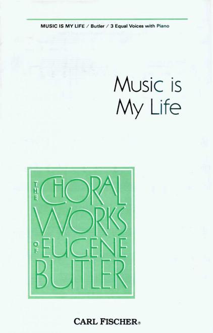 Butler, Music Is My Life [CF:CM8057]
