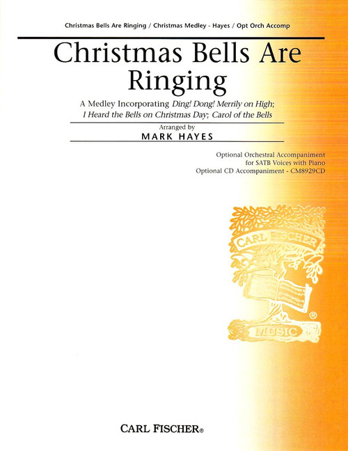 Christmas Bells Are Ringing [CF:CM8929IN]
