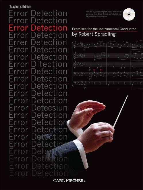 Error Detection - Teacher'S Edition [CF:JB92]
