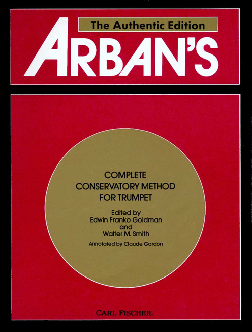 Arban'S Complete Conservatory Method For Trumpet (Cornet) [CF:O21]