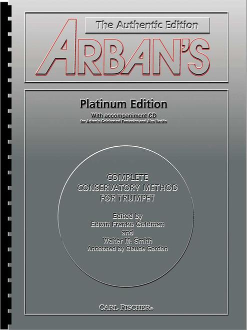 Arban, Arban's Complete Conservatory Method For Trumpet (Cornet) [CF:O21PE]