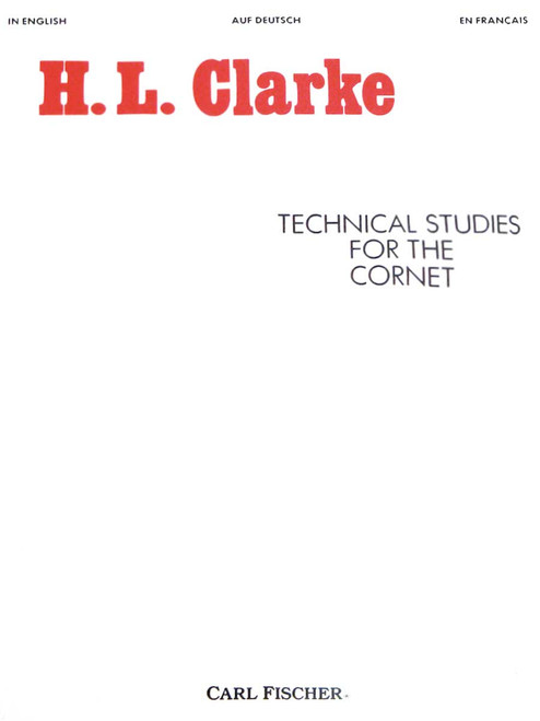 Clarke, Technical Studies For The Cornet [CF:O2280]