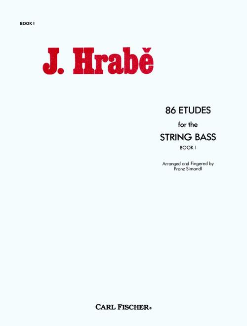 86 Etudes For The String Bass [CF:O2947]