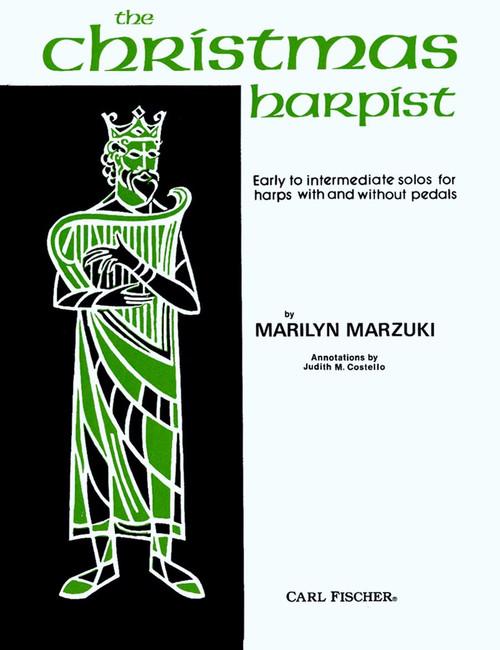 The Christmas Harpist [CF:O4999]