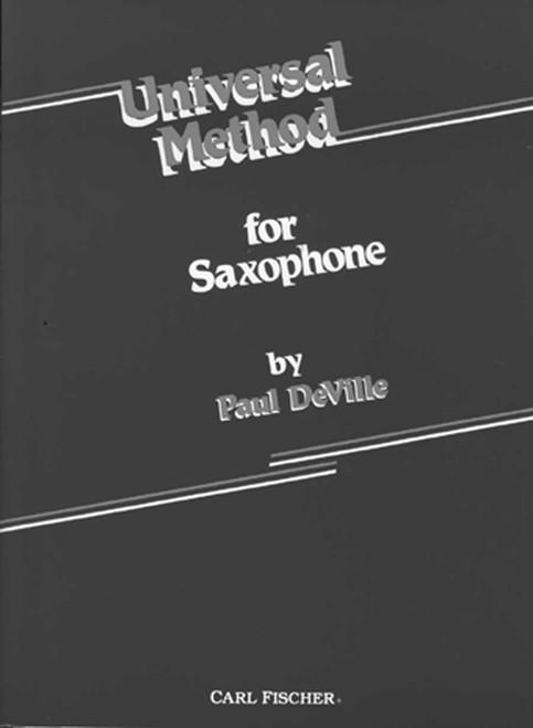 Universal Method For Saxophone [CF:O532]