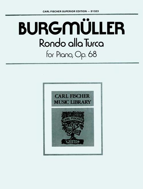 Burgmuller, Rondo Alla Turca [CF:S1323]