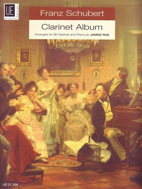 Schubert, Clarinet Album [CF:UE021398]
