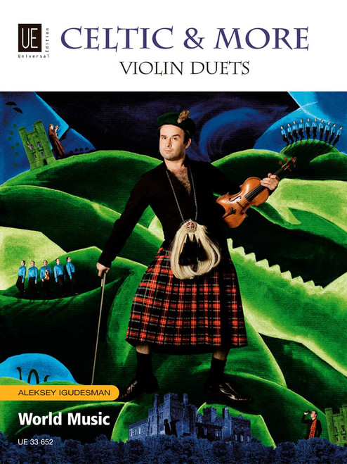 Igudesman, Celtic Violin Duets [CF:UE033652]
