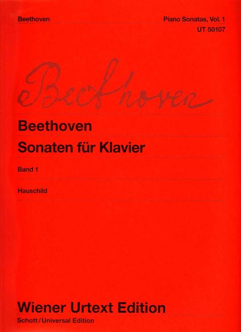 Beethoven, Piano Sonatas, Vol 1 [CF:UT050107]