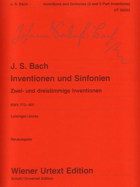 Bach, J.S. - Inventionen And Sinfonien [CF:UT050253]