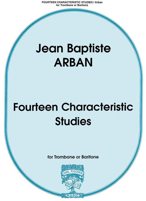Arban, Fourteen Characteristic Studies [CF:W2528]