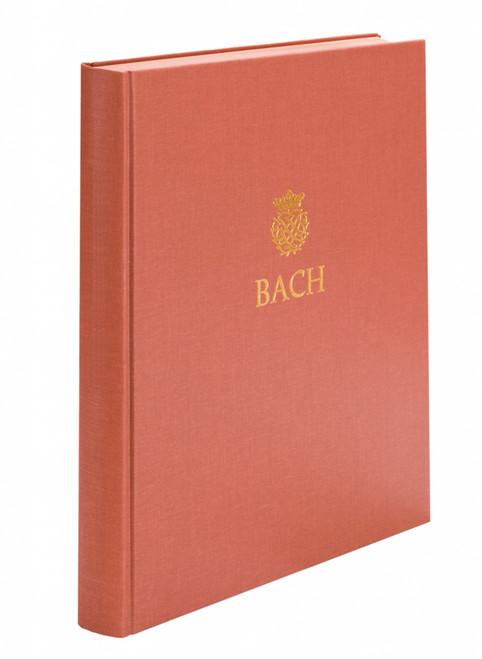 Bach, J.S. - Einzeln überlieferte Klavierwerke II / Kompositionen für Lauteninstrumente [Bar:BA5044-01]