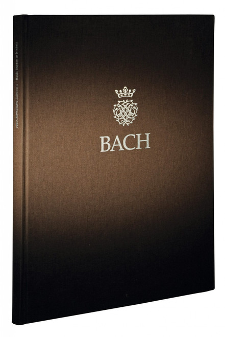 Bach, J.S. - Mass in B Minor / Clothbound Score [Bar:BA5935-01]