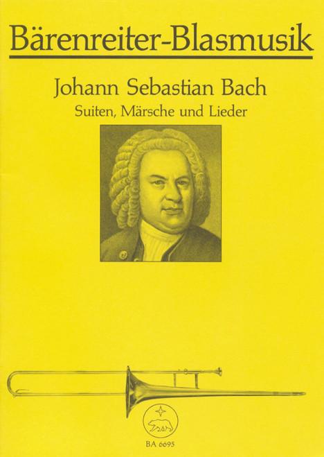 Bach, J.S. - Suiten, Märsche und Lieder [Bar:BA6695]