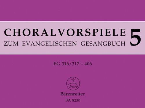115 Vorspiele aus alter und neuer Zeit EG 316/317-406. [Bar:BA8230]