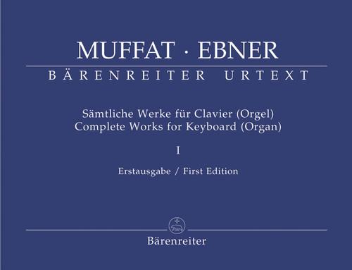Muffat, Complete Works [Bar:BA8419]