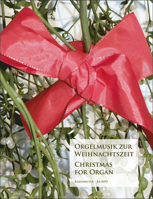 Christmas for Organ,Volume I [Bar:BA8495]