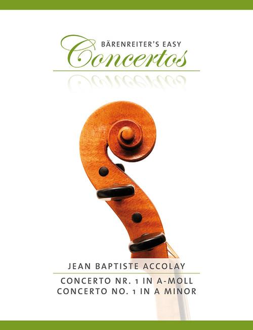 Accolay, Concerto [Bar:BA8976]
