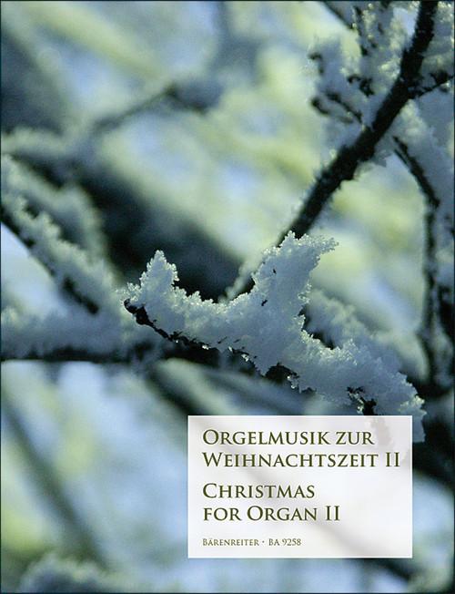Christmas for Organ, Volume II [Bar:BA9258]