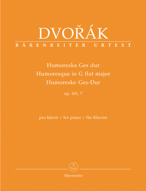 Dvorak, Humoresque [Bar:BA9503]