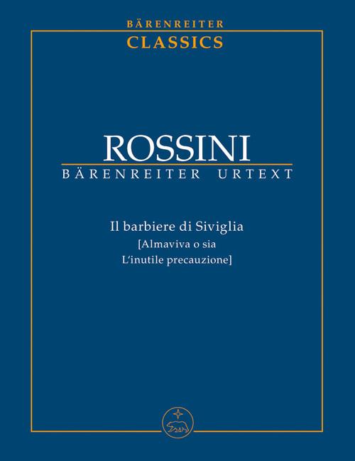 Rossini, The Barber of Seville [Bar:TP411]