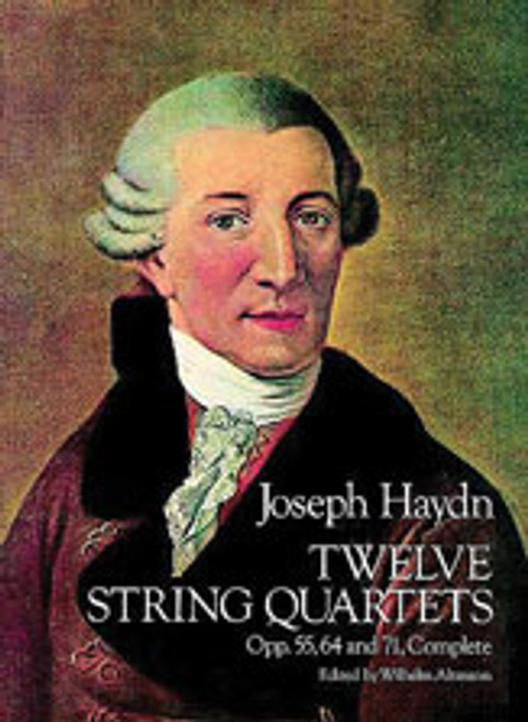 Haydn, 12 String Quartets, Opp. 55, 64 and 71, Complete [Dov:0486239330]