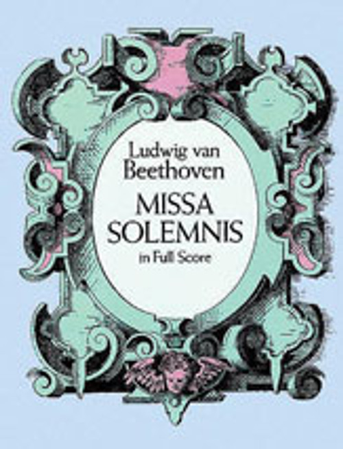 Beethoven, Missa Solemnis [Dov:06-268942]