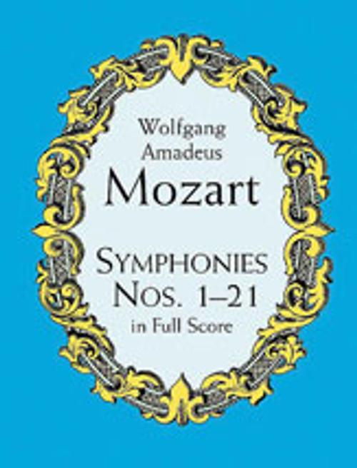 Mozart, Symphonies Nos. 1-21 [Dov:06-41390X]