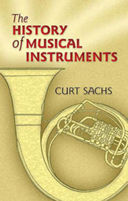 History Of Musical Instruments [Dov:06-452654]