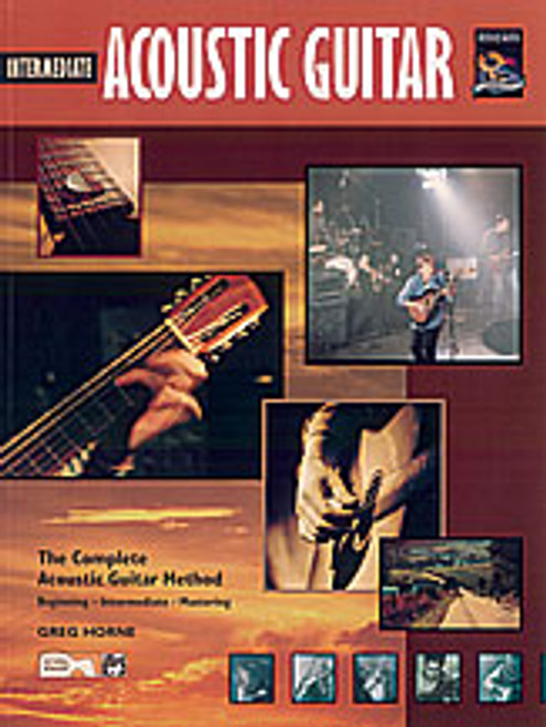 Complete Acoustic Guitar Method: Intermediate Acoustic Guitar [Alf:00-19339]
