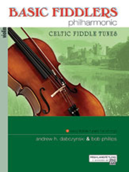 Basic Fiddlers Philharmonic: Celtic Fiddle Tunes [Alf:00-33404]