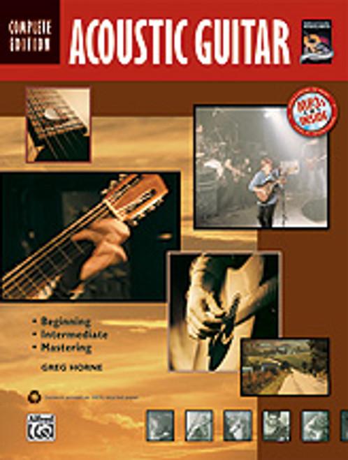 Acoustic Guitar Method Complete [Alf:00-34355]
