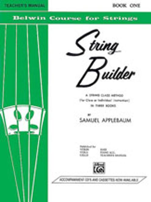 Applebaum, String Builder, Book I [Alf:00-EL01547]