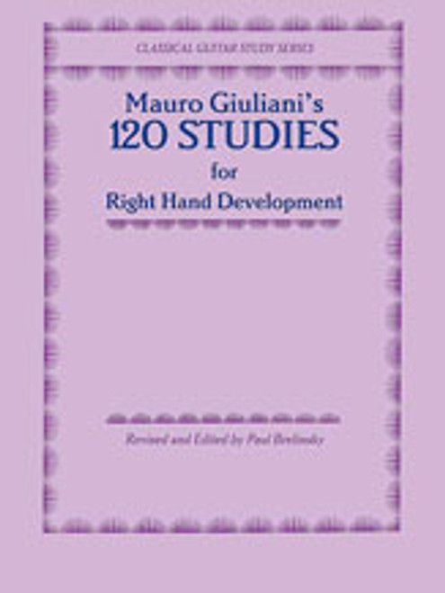 120 Studies for Right Hand Development [Alf:00-F1887GCX]