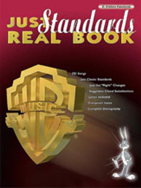 Just Standards Real Book [Alf:00-FBM0002EF]