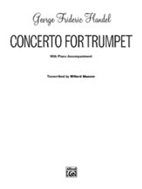 Neruda, Concerto for Trumpet [Alf:81-BQ26241]