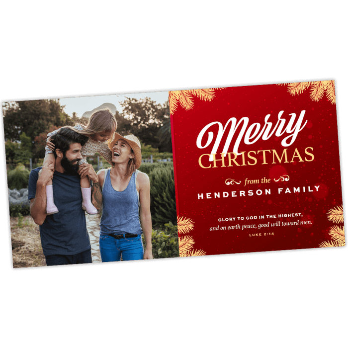 Missionary Christmas Postcards